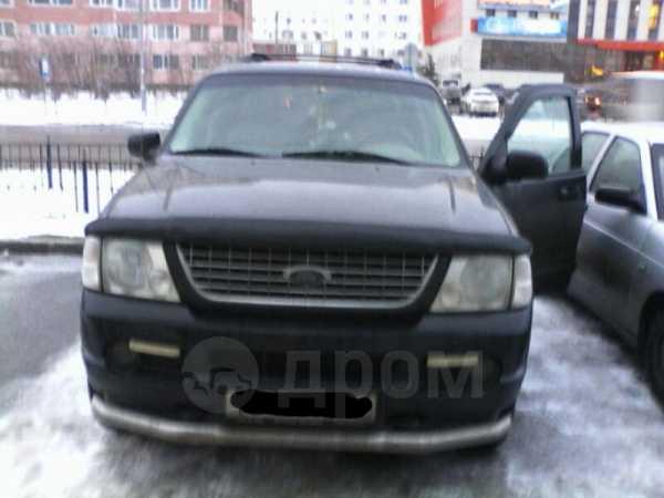 Ford Explorer, 2005 год, 554 000 руб.