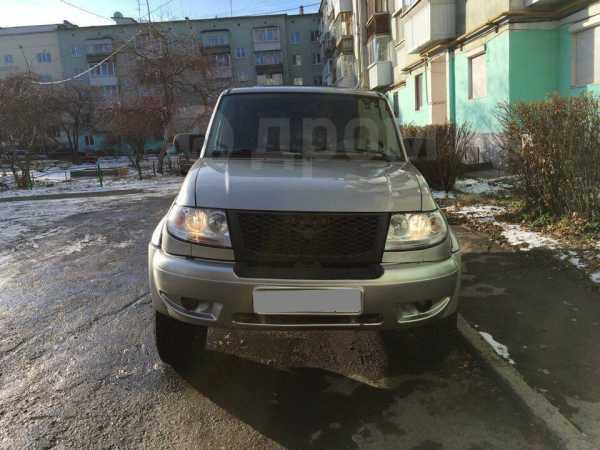 УАЗ Патриот, 2011 год, 419 000 руб.