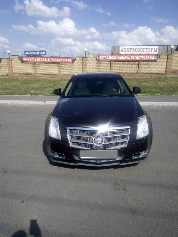 Cadillac CTS, 2008 год, 550 000 руб.