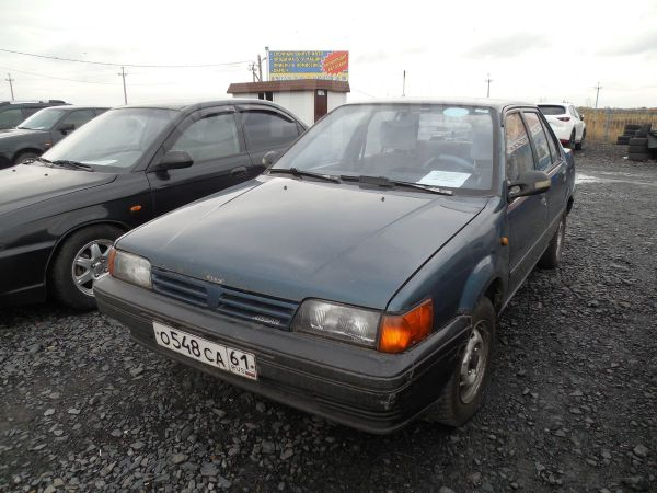 Nissan Sunny, 1989 год, 28 000 руб.