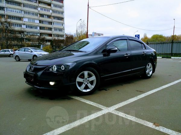 Honda Civic, 2010 год, 565 000 руб.