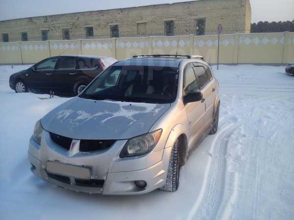 Pontiac Vibe, 2003 год, 585 000 руб.