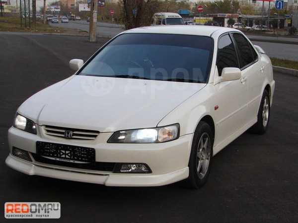 Honda Accord, 1998 год, 255 000 руб.