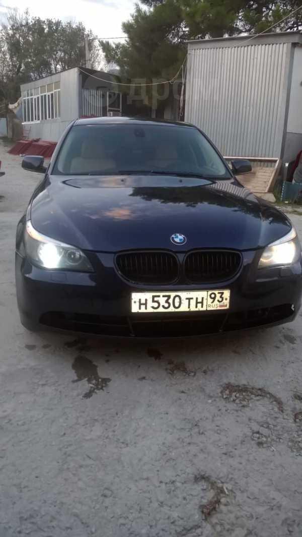BMW 5-Series, 2003 год, 490 000 руб.
