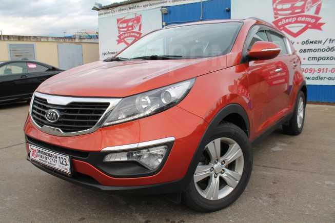 Kia Sportage, 2012 год, 799 999 руб.