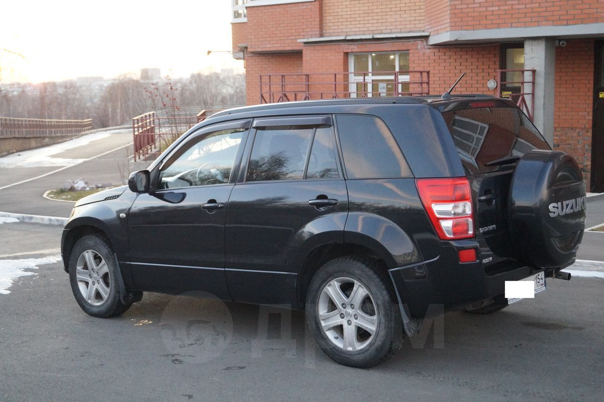 Сузуки Гранд Витара 2007 в Новосибирске, Продам Гранд Витару в ... 57d953ed1af