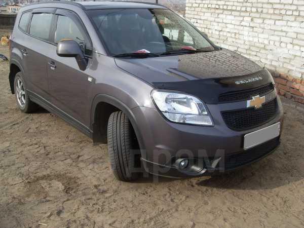 Chevrolet Orlando, 2012 год, 555 000 руб.