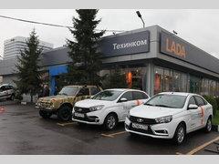 Дилер автоваза в москве