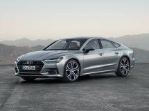 Audi A7 2017, хэтчбек, 2 поколение, C8