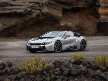BMW i8 рестайлинг 2017, купе, 1 поколение, I12