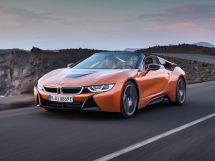 BMW i8 рестайлинг, 1 поколение, 12.2017 - н.в., Открытый кузов