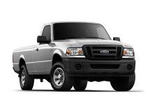 Ford Ranger 2-й рестайлинг 2006, пикап, 3 поколение
