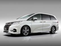 Honda Odyssey рестайлинг 2017, минивэн, 5 поколение