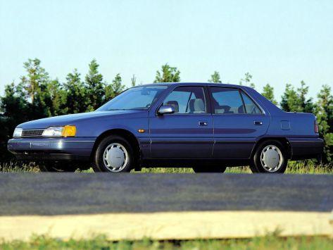 Hyundai Sonata (Y2) 06.1988 - 02.1991