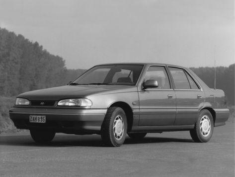 Hyundai Sonata (Y2) 03.1991 - 04.1993