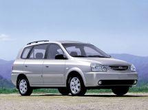 Kia Carens рестайлинг, 1 поколение, 05.2002 - 04.2006, Минивэн