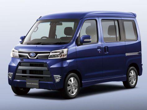 Subaru Dias Wagon  11.2017 - 02.2020