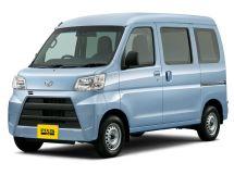 Toyota Pixis Van рестайлинг, 1 поколение, 11.2017 - н.в., Минивэн