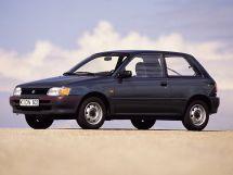 Toyota Starlet 1989, хэтчбек 3 дв., 4 поколение, P80