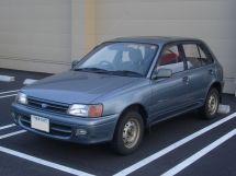 Toyota Starlet рестайлинг 1992, хэтчбек 5 дв., 4 поколение, P80