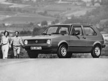 Volkswagen Golf 1983, hatchback, 2nd generation, Mk2