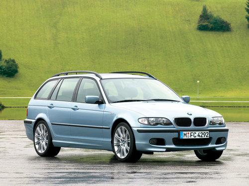 BMW 3-Series 2001 - 2005