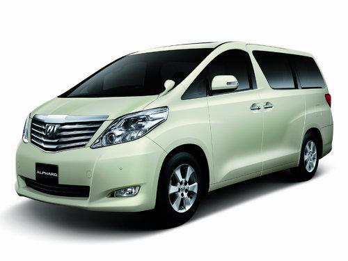 Toyota Alphard 2008 - 2011