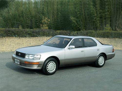 Toyota Celsior 1989 - 1992