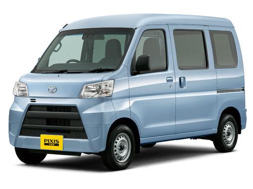 Toyota Pixis Van 2017