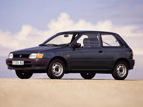 Toyota Starlet 1989 - 1991