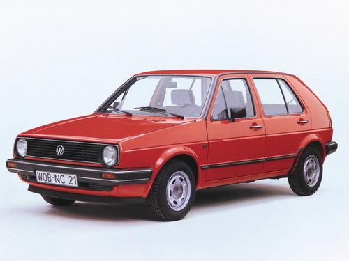 Volkswagen Golf 1983 - 1987