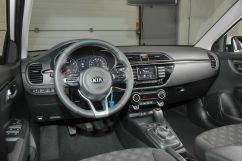 Kia Rio 1.6 MT Prestige (07.2017 - 03.2017)