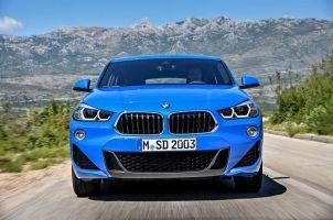 Объявлены российские цены на BMW X2: в базовой комплектации дороже 2 млн рублей