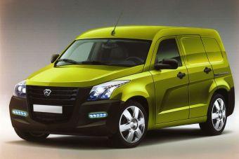 Работы над легким фургоном на ГАЗе возобновили еще в 2011 году.