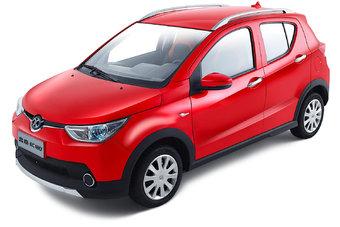 Самый продаваемый электромобиль в мире в этом году — хэтчбек EC180 китайского концерна BAIC.