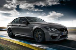Экстремальный BMW M3 CS: 460 л.с. мощности и 600 Нм крутящего момента
