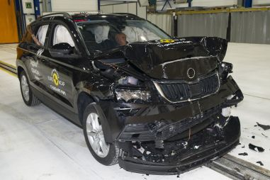 Европейские краш-тесты: Skoda Karoq, Mitsubishi Eclipse Cross, Volkswagen Polo и другие