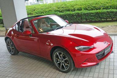 В Японии вышло обновление кабриолета Mazda Roadster (MX-5)