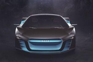 Российский дизайнер предложил новое видение Audi R8