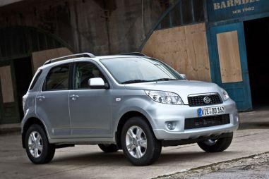Новые Daihatsu Terios и Toyota Rush представят в конце ноября