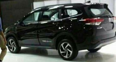 Новый Toyota Rush: ничего общего спервым поколением