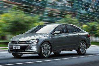 На рынке Бразилии появился новый седан Virtus. Надеемся, что через год-другой российский Polo унаследует этот кузов.