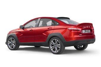 Версию Rally Sprint будут отличать: независимая задняя подвеска, новые амортизаторы и брутальный пластиковый обвес.