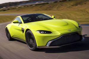 В Великобритании представили новое поколение спорткупе Aston Martin Vantage