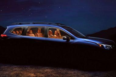Subaru привезет в Лос-Анджелес новый 7-местный кроссовер Ascent