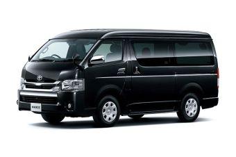 Toyota Hiace модернизированная версия
