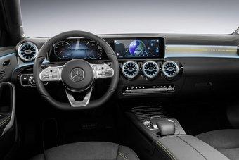 Презентация нового Mercedes-Benz A-Class состоится весной 2018 года.