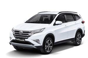 В Индонезии дебютировали двойники Daihatsu Terios/Toyota Rush нового поколения