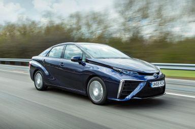 Toyota сделала ставку на водородные автомобили. Не прогадала ли?