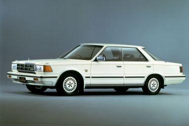 Народное ретро. Nissan Cedric Y30: вымирающий вид